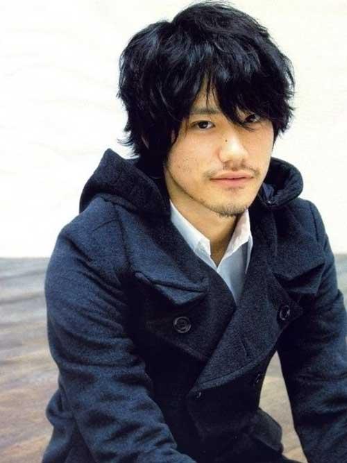 20 Best Japanese Men Hairstyles Mens Hairstyles 2016
