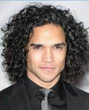 long hairstyles men with thick