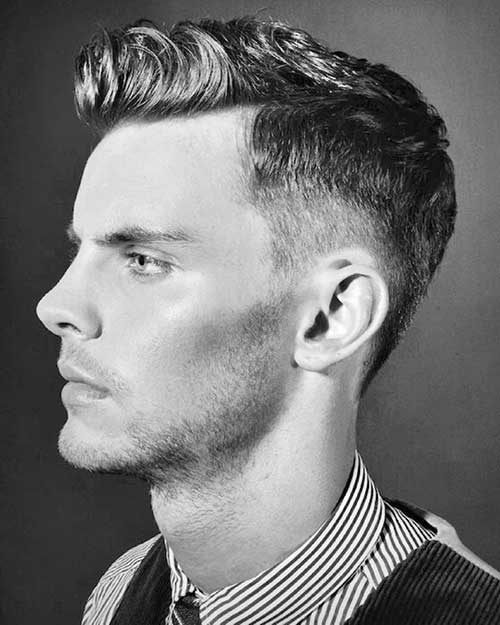 Mens Hairstyles Short Back And Sides Mens Hairstyles 2016