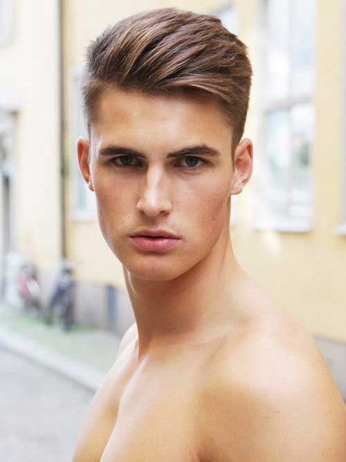 20 Mens Layered Hairstyles Mens Hairstyles 2016