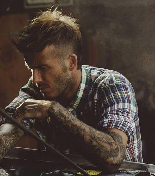 25 Best Mens Mohawk Hairstyles Mens Hairstyles 2016