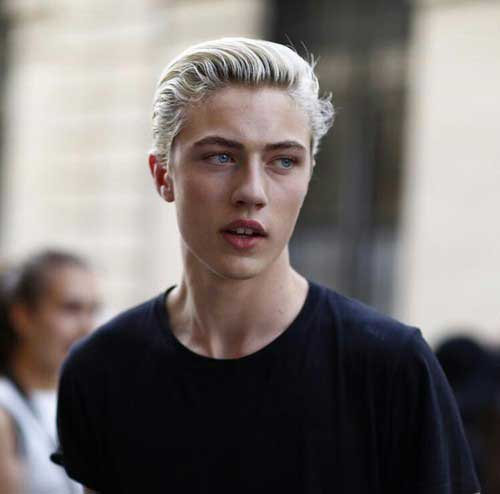 15 Pics of Guys with Blonde Hair  Mens Hairstyles 2018