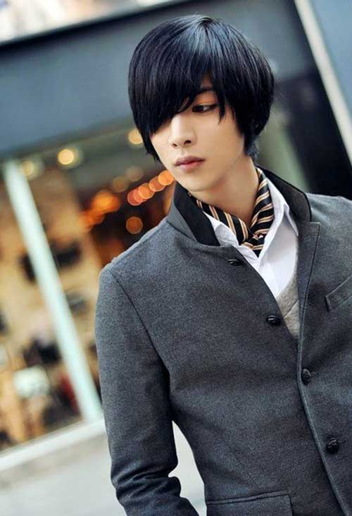 15 Classical Japanese Men Hairstyles  Mens Hairstyles 2018