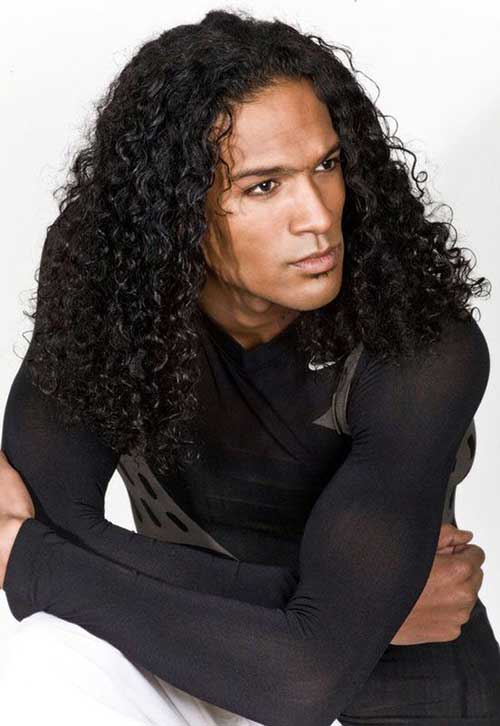 15 Best Black Men Long Hairstyles Mens Hairstyles 2016