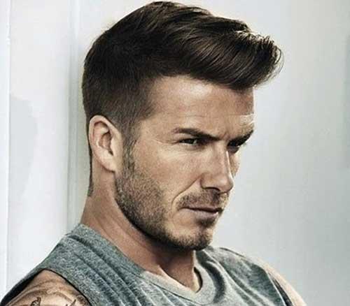 15 David Beckham Hair 2015 Mens Hairstyles 2018