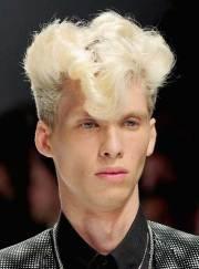 punk hairstyles men