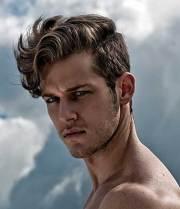 wavy hairstyles men mens