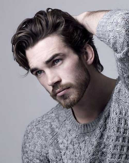 20 Best Mens Thick Hair Mens Hairstyles 2016