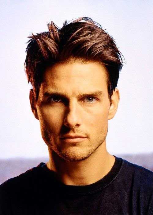 15 Best Tom Cruise Short Hair Mens Hairstyles 2016