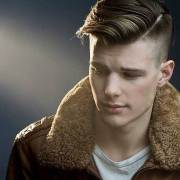 layered hairstyles men