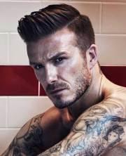 trendy medium haircuts men mens