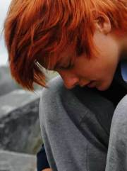 red haired guys mens