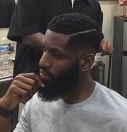 black men fade haircuts mens
