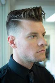 mens hairstyles fine straight
