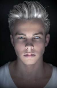 20 Cool Guy Hair Color | Mens Hairstyles 2018