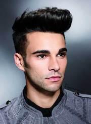 simple hairstyles men
