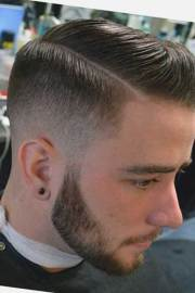 coolest mens tapered haircut