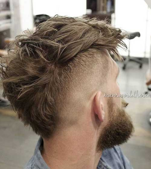 Image Result For Stylish Hairstyle For Men