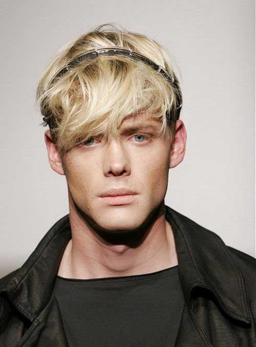 Stylish Guys with Blonde Hair  Mens Hairstyles 2018
