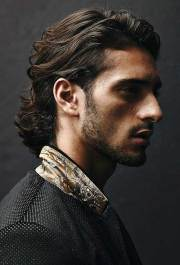 cool long hairstyles men