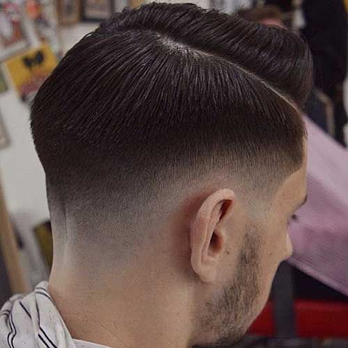 10 Mens Haircuts Short Back And Sides Mens Hairstyles 2016
