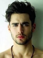 latest trend men haircuts eye-catching