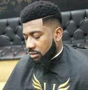 short afro haircuts