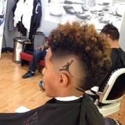 short afro haircuts mens