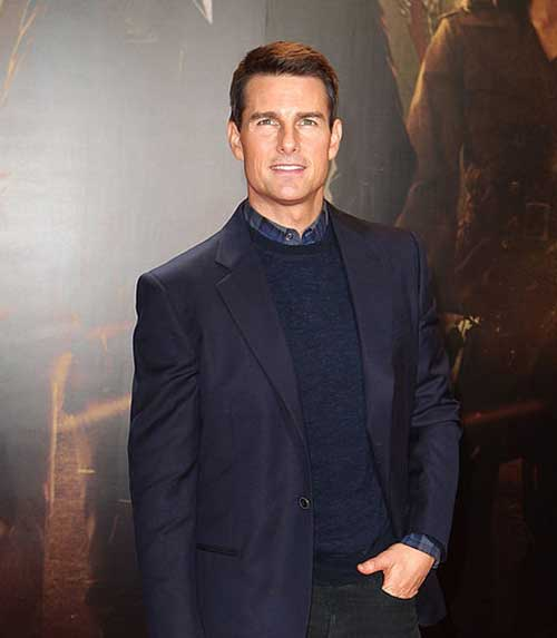 15 New Tom Cruise Hair Mens Hairstyles 2018