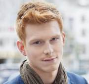 guy with red hair mens hairstyles