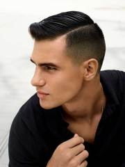 popular short haircuts men