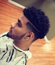 black male haircuts mens