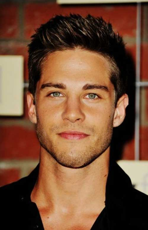 25 Good Short Haircuts for Guys  Mens Hairstyles 2018