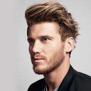 fashionable pompadour hairstyles
