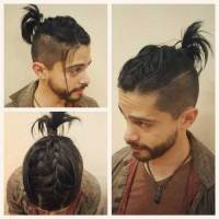 Different Braided Hairstyles for Men | Mens Hairstyles 2018