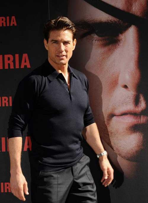 30 Tom Cruise Short Hairs Mens Hairstyles 2018