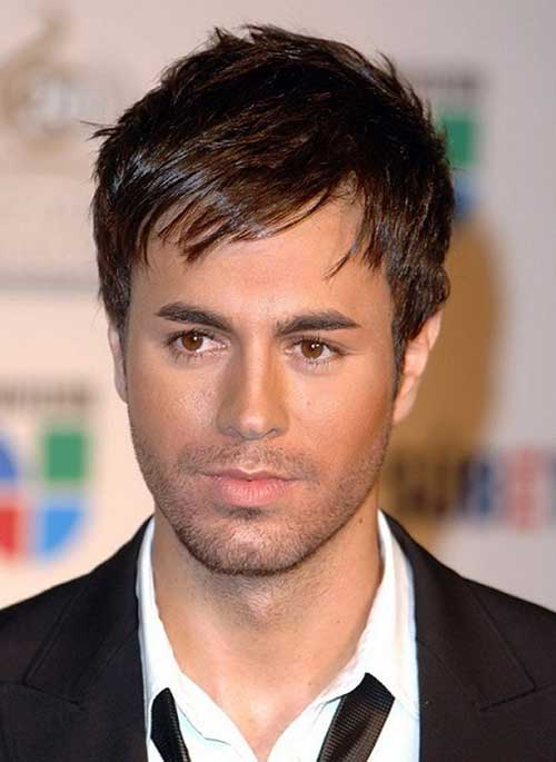 10 Hairstyles For Oval Faces Men Mens Hairstyles 2016