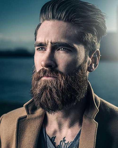 Styles Mens Haircut Hair Grey