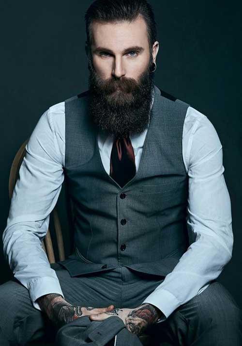 30 Full Beard Styles Every Men Should See Mens