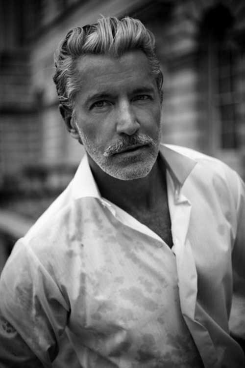 15 Cool Hairstyles For Older Men Mens Hairstyles 2016