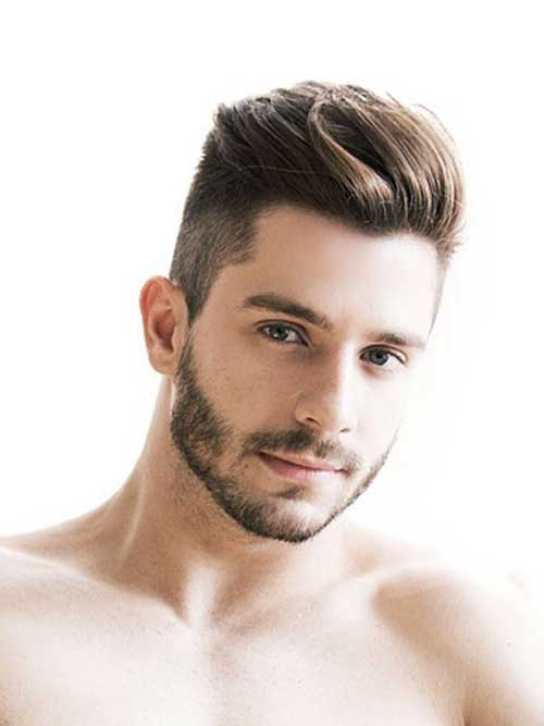 Man Hair Style For Smarty Look