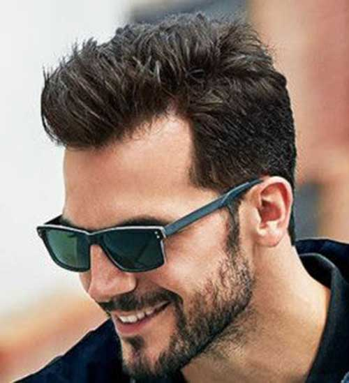 20 Mens Hairstyles for Thick Hair  Mens Hairstyles 2018