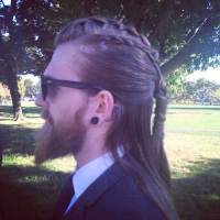 Unique Braided Hairstyles for Men | Mens Hairstyles 2018