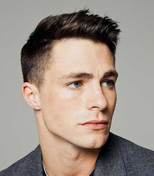 Most Preferred Short Haircuts For Men Mens Hairstyles 2018