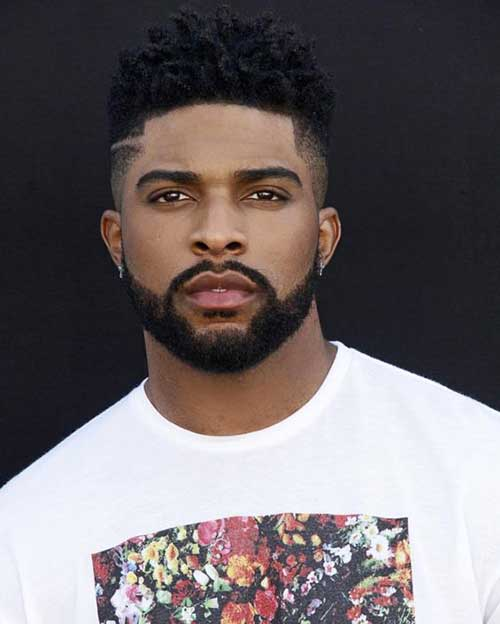 Stylish Black Guys with Unique Hairstyles  Mens