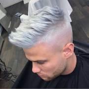 unique hair colors men