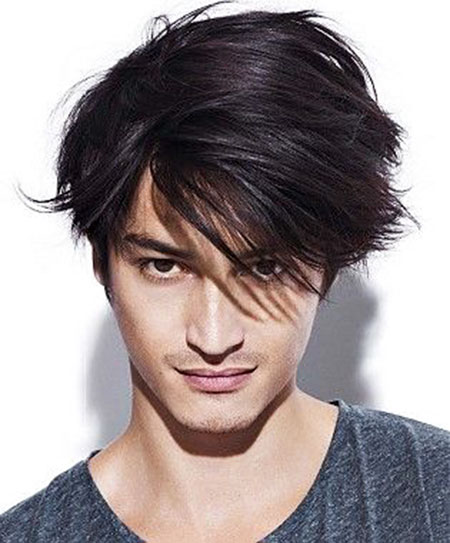 Mens Light Brown Hair