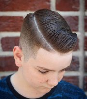 latest boys hairstyles 2018