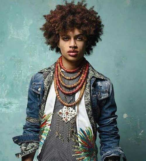 2018 Afro Hairstyles for Men  Mens Hairstyles 2018