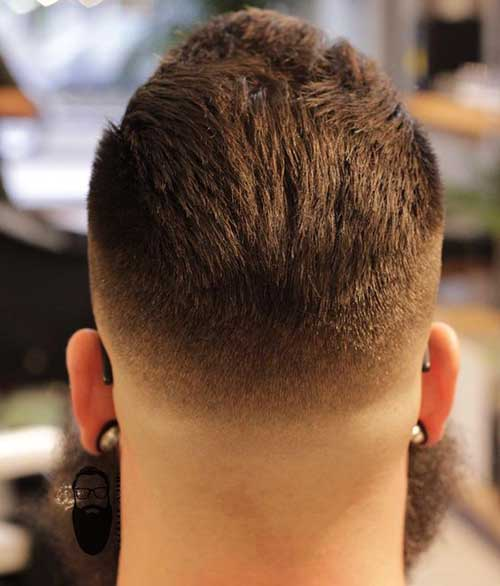 30 Mens Hairstyles 2018 Back View Hairstyles Ideas Walk The Falls